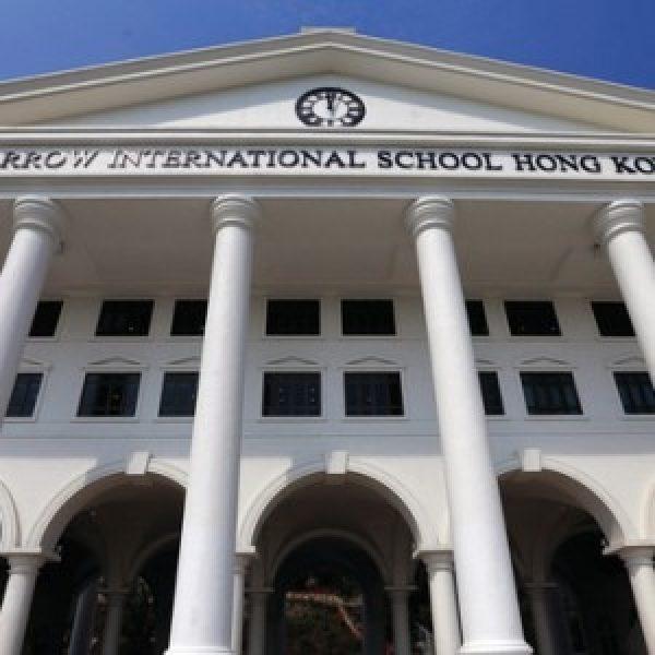 哈羅香港國際學校的Natasha