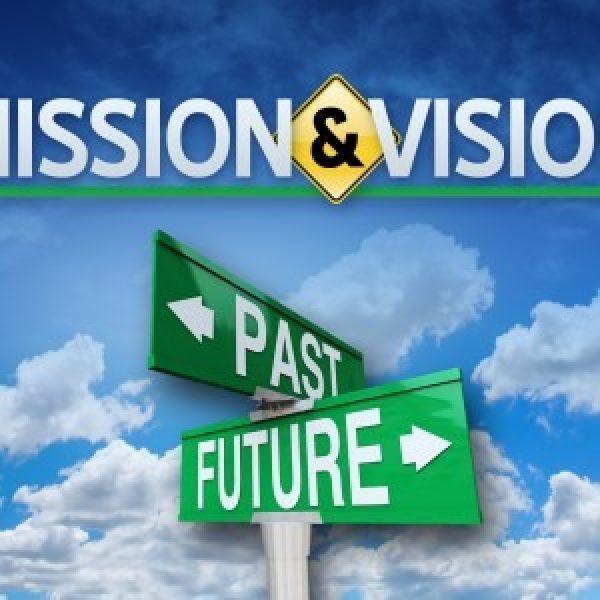 要拎 5**,先要有正確的Vision